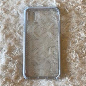 Tech21 iPhone X WHITE case